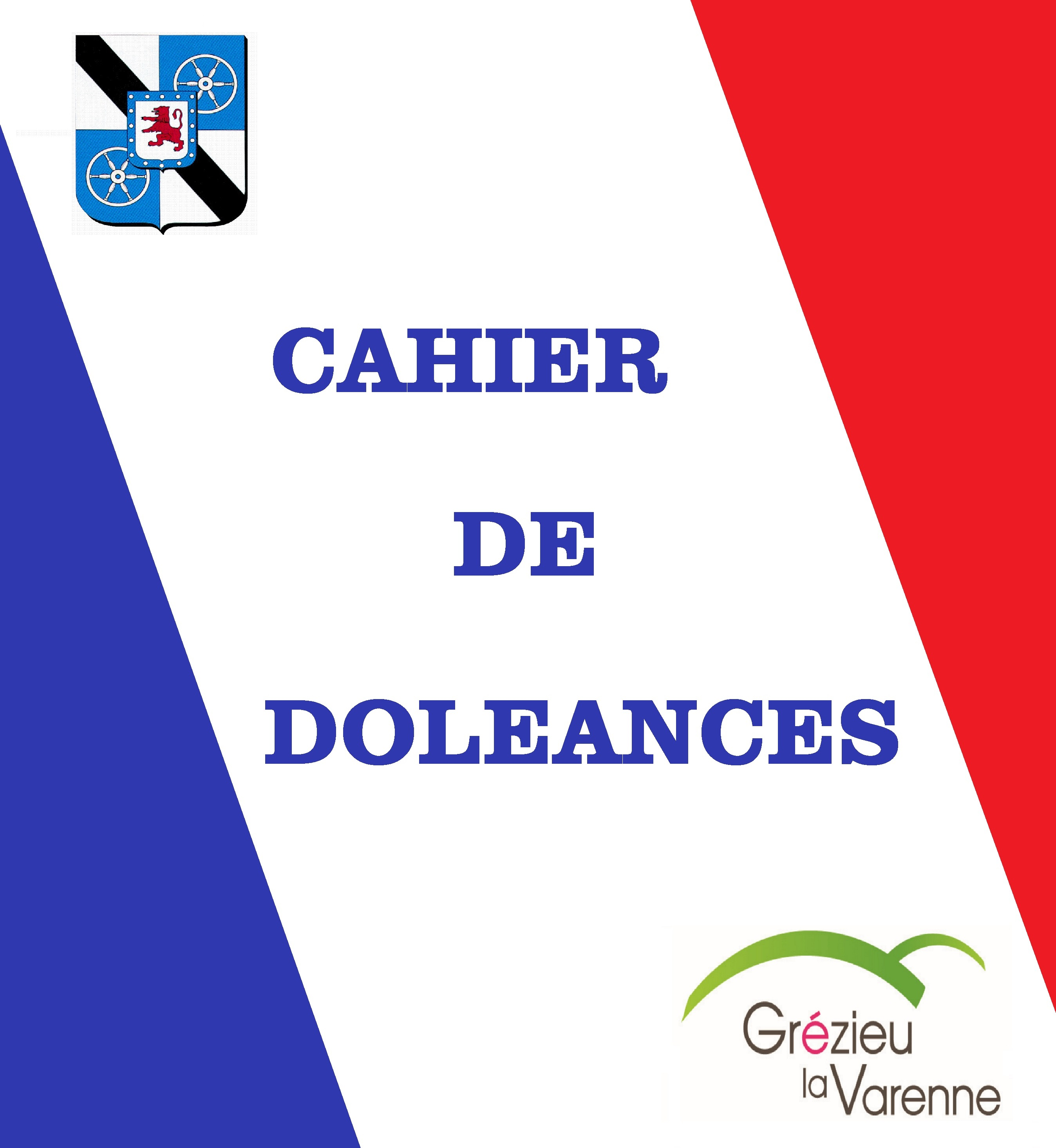 cahier doleance